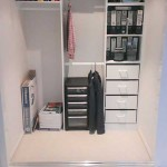 white walk-in wardrobe front view 1