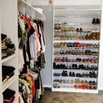 Shoe Shelving System