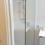 Frameless Showerscreen Panel