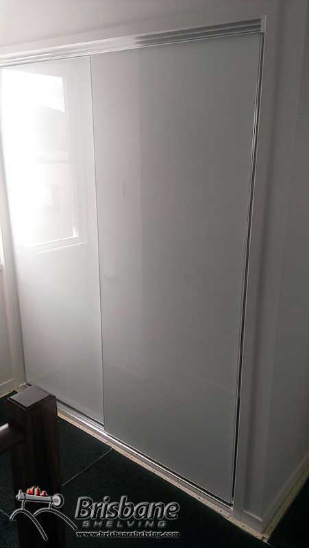 Sliding Wardrobe Doors In Brisbane Mirror Glass